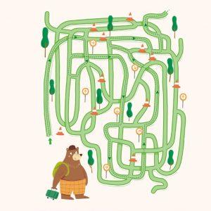 fun-mazes